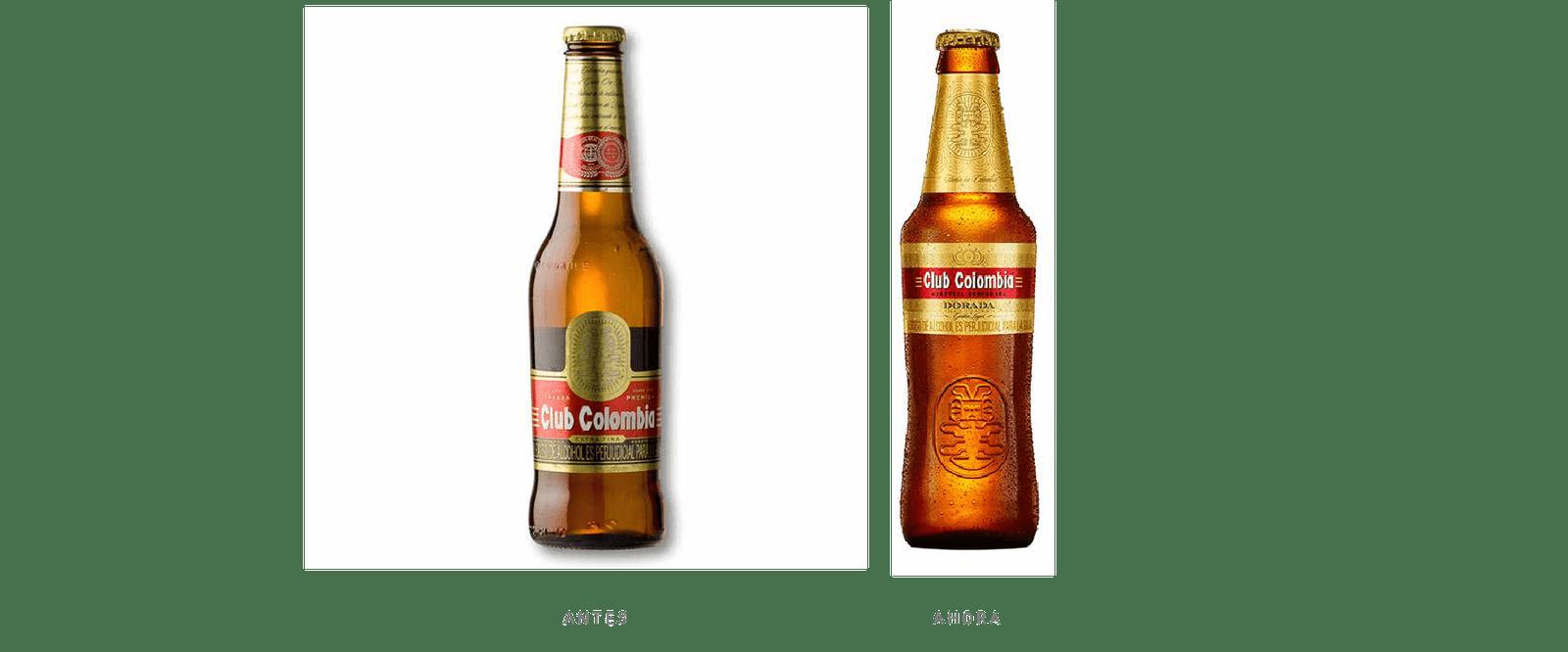 Club Colombia Comparativo
